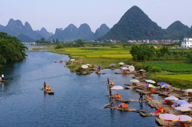 Guilin & Ming Dynastie
